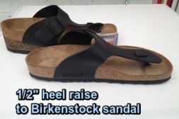 BS sandals